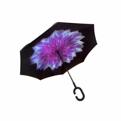 "Умный зонт SmartZont ""Цветы"" ZN-004"