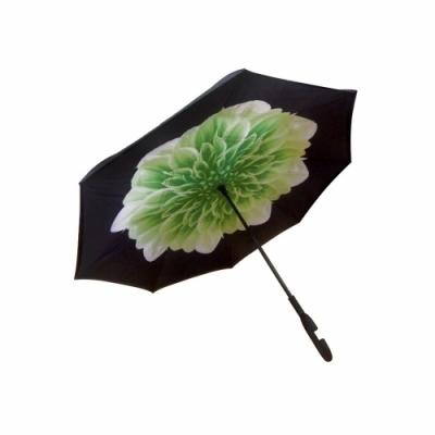 "Умный зонт SmartZont ""Цветы"" ZN-005"