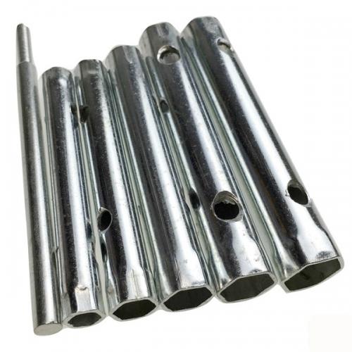 Набор ключей-трубок 6шт. 8-17мм TR-80338
