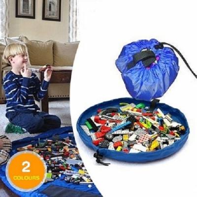 Игрушка коврик и сумка для хранения (80см)