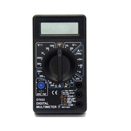 Мультиметр  DT-832 оригинал  ML-441