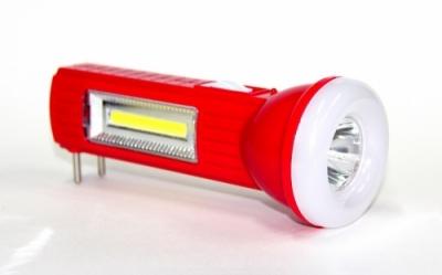 Фонарик+3 режима+аккумулятор+солнечная зарядка SL-1806 FN-671