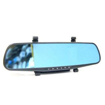 автомобильный видеорегистратор зеркало заднего вида EPLUTUS
