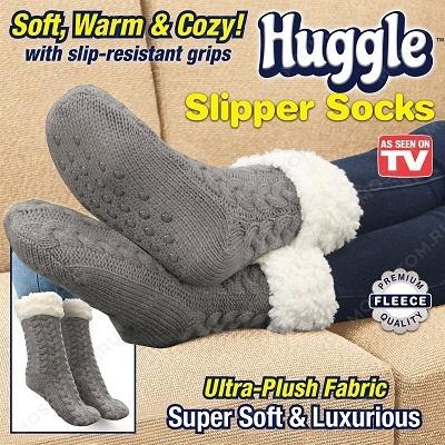 Носки. Huggle Slipper Socks