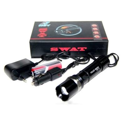 фонарик+аккумулятор+зарядка от сети+авто ZOOM NG-110