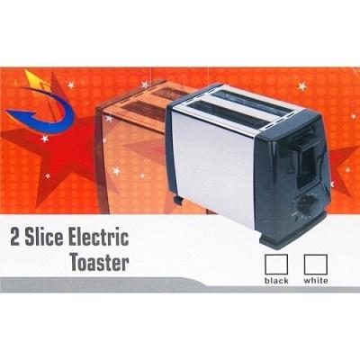 Тостер двойной, с 6-ю режимами, мощность 750w, HJT-016 черный