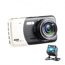 """""""Автомобильный Видеорегистратор. Dual Lens 1080 """""""