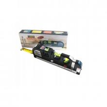 Строительный лазерный уровень с рулеткой Laser LeverPro10