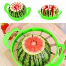 Круглая овощерезка для арбуза и дыни 21 см