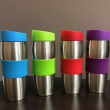 Термочашки Kamille 2053 - твой кофе всегда с тобой