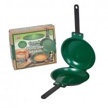 Двойная сковорода. Flip Ceramic Pancake Maker