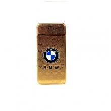 Электронная USB зажигалка с аккумулятором BMW Elite LK-101