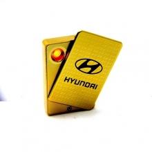 Электронная USB зажигалка с аккумулятором Hyndai LK-104