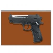 Пистолет в пакете PS-00208