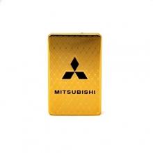 Электронная USB зажигалка с аккумулятором Mitsubishi LK-108