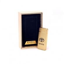 Электронная USB зажигалка с аккумулятором TOYOTA Elite LK-112