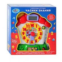 """Развивающая  игрушка """"Часики знаний"""" на батарейках  RZ-7007"""