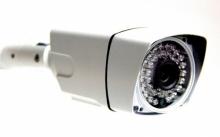 Камера наблюдения+ночной режим H-636 KM-118