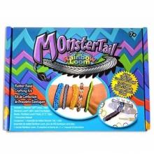 Набор для плетения браслетов Monster Tail Rainbow Looms LB3 NB-208