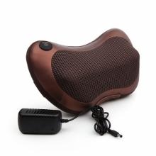 Массажная подушка автомобильная с инфракрасным подогревом Neck Massage Pillow PO-3112