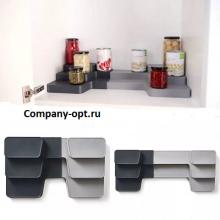 Органайзер многоуровневый cupboard store раздвижной