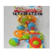 Набор погремушек в пакете  NB-3306-2