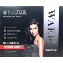 Фен NOVA+4 режима+3000W 1800