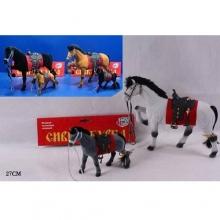 """Набор лошадок """"Сивка-бурка"""" (разные цвета), в коробке  LS-2543"""