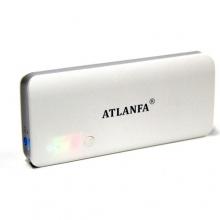 зарядка портативная Power Bank AT-D2017+3USB+фонарик 12000 mAh