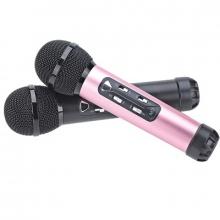 Беспроводной bluetooth-микрофон для караоке 3 в 1 портативный. M7
