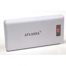 зарядка портативная Power Bank AT-D2022+2USB+экран 20000 mAh