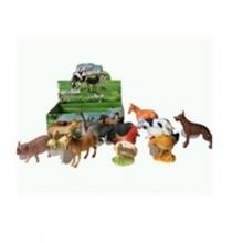 """Пластизолевые игрушки """"Farm animal"""" в коробке  GR-588-2"""