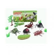 "Пластизолевые игрушки ""Insect"" в пакете  GR-837I-2"