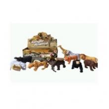 "Пластизолевые игрушки ""Jungle animal"" в коробке  GR-588-2-1"