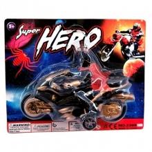 Герой на мотоцикле, на блистере GR-2389S1