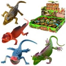 "Пластизолевые игрушки ""Nature world"" в коробке  GR-837H-4S"