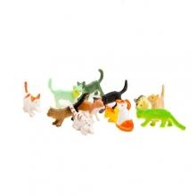 """Пластизолевые игрушки """"Pets"""" в пакете  GR-2-012A"""