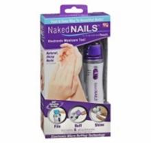 Полировочная пилка для ногтей Naked Nails PL-369