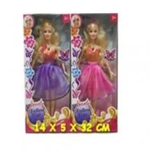 Кукла в ассортименте (2 вида), музыка, свет, в коробке  KK-820