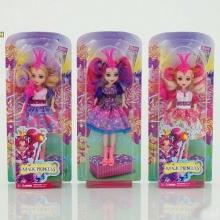 Кукла на блистере (3 вида)  KK-2031N
