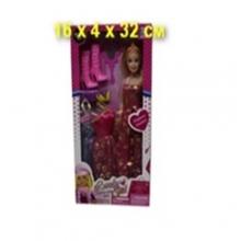 Кукла с аксессуарами в коробке  KK-008A-4