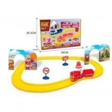 Железная дорога в коробке ZL-828-10