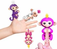 Интерактивная обезьянка Fingerlings на палец