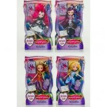 Кукла шарнирная в коробке (4 вида)  KK-2116