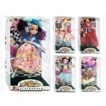 Кукла шарнирная в коробке (5 видов)  KK-2093