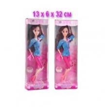 Кукла шарнирная  в коробке  KK-111-8
