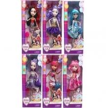 Куклы в ассортименте, (6 видов) в коробке  KK-2119