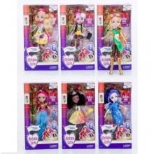 Куклы в ассортименте, (6 видов) в коробке  KK-2120