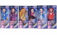 Куклы шарнирныев ассортименте  (2 вида), в коробке  KK-091-1