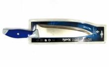 Нож с синей ручкой NO-2037